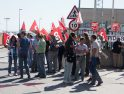 Valladolid: Concentración en Lauki contra el «plan de bajas»