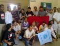 Barcelona: Concentración solidaridad con trabajadorxs de Roca-Maroc