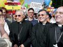 La desvergonzada campaña electoral de la iglesia española