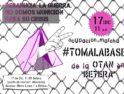 Bétera: Ocupación-marcha #tomalabase de la OTAN