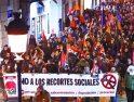 Bugos: Manifestación 22F contra la reforma, el paro, los recortes y el pacto social