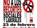 Madrid: Concentración unitaria «Desmontando Mentiras» en Puerta del Sol