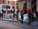 CGT Murcia salió a la calle el 19 F para mostrar su rechazo a la Reforma Laboral