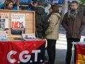 Mesas Informativas y Protesta contra la Ordenanza Antivandalismo en Valladolid