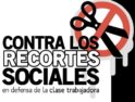 Valladolid: Concentración Contra los Recortes Sociales en la Cortes de CyL