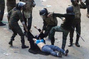 Las mujeres, el honor y la revolución egipcia