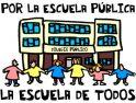 Zaragoza: A la Calle, por la Escuela Pública
