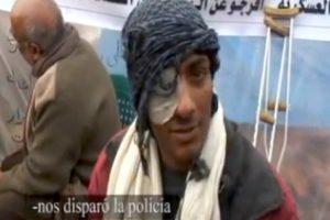 Vídeo: Tahrir Express. Tour al corazón de la intifada egipcia