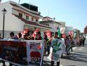 Manifestación contra la Reforma Laboral en Fuengirola, Málaga – 3 marzo