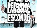 Cómic «Lo que la Reforma esconde»