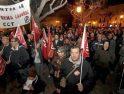 Manifestación contra la Reforma Laboral en Ciutadella el 29 F