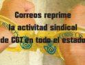 Concentración en Valencia por la dignidad laboral y contra la represión postal