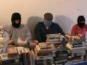 Murcia: 'Secuestran' 500 ejemplares de la biblioteca Escritor José Saramago