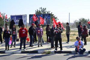 Foto-crónica 2 de la Huelga General en Valencia