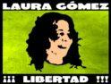 Concentración en la Embajada de España en México por la libertad de Laura