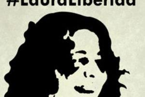 Acciones por la libertad de Laura Gómez