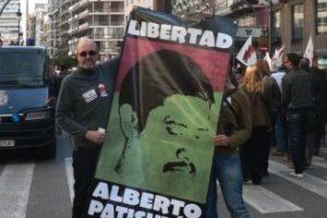 CGT reclamó también el 29M la libertad de Alberto Patishtán