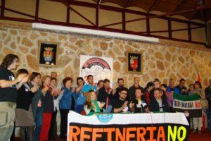 """Refinería Villafranca de los Barros: """" Se acabó"""""""