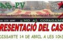 València: Presentació de CAS-PV