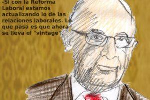 Reforma Laboral «vintage»