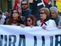 3.000 manifestantes con la CGT y con Laura en Barcelona