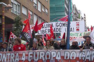1º de mayo en Vigo
