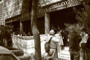 Libertad a todxs lxs detenidxs del 29M desde México