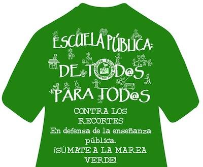 Valladolid: «Recortes y reformas, el desmantelamiento de la escuela pública»