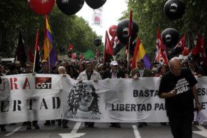 Fotos del 1º de mayo en Madrid (2)