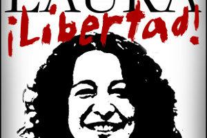 5 cosas que podemos hacer por la libertad de Laura y contra la represión