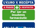 Por el derecho a la sanidad pública: guía para no pagar el euro por receta