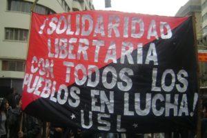 Sobre la creciente ola de represión en el Perú y el papel de los anarquistas