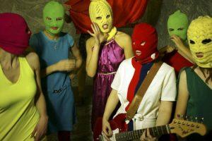Pussy Riot y las brujas de Salem