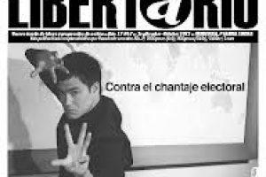 En circulación edición 67 de El Libertario (Vzla)