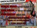 Acto charla «Huelga General y sindicalismo de clase» en Castellón