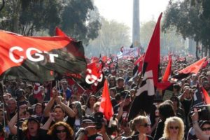 31-O: La CGT convoca Jornada de Lucha Social Activa