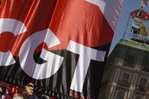 CGT llama a la Huelga General el 31 de Octubre