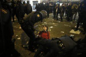 STAP–CGT: ¡Libertad para todos los detenidos el 14N!