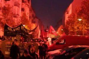 Alemania: Manifestación antifascista agredida por grupo de neonazis en Berlín