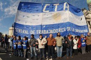 La Central de Trabajadores de Argentina llama a la movilización y a la solidaridad en el 14N