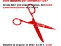 Charla-debate «La situación de los servicios públicos en el País Valenciano»