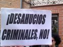 Paralizado el desahucio de Silvia en Alcobendas