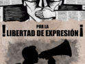 Concentración: «Contra la represión, por la libertad de expresión»