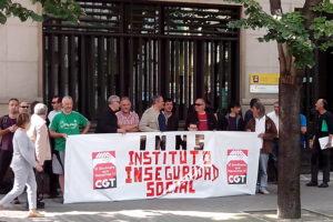 CGT-Nafarroa denuncia las graves irregularidades en la evaluación e inspección de bajas laborales