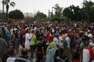 La muerte de una persona por un guardia forestal desata la cólera popular en Khenifra
