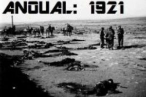 Represión en la conmemoración de la batalla de Anual (Rif)