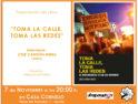 """Presentación en Sevilla del libro de José Candón """"Toma la calle, toma las redes. El movimiento #15M en internet"""""""
