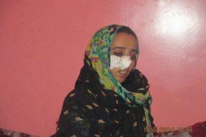 Represión del estado marroquí contra la población saharaui