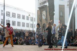 Festival de la Resistencia y de las Alternativas en Rabat