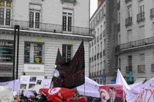 El pueblo quiere la caída del sistema. Año V de la Revolución tunecina